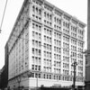 The Walter P. Story Building on the southeast corner of Sixth Street and Broadway, facing eastward