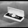 Bulova watches, Southern California, 1931