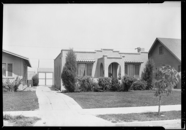 6018 4th Avenue, Los Angeles, CA, 1926