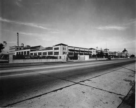The Firestone plant located in Los Angeles County