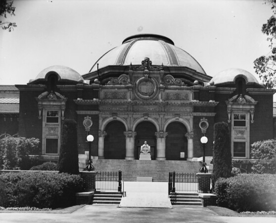 Los Angeles County Historical and Art Museum