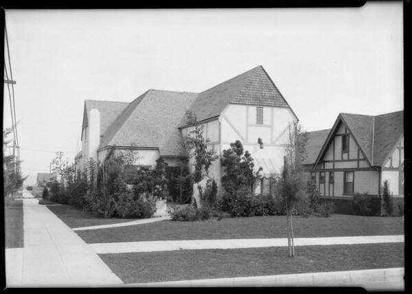 324 North Palm Drive, Beverly Hills, CA, 1926