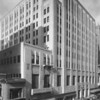 The Title Insurance & Guarantee Building at 433 South Spring Street looking north between Fourth Street and Fifth Street