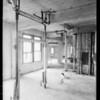 Plumbing, County Hospital, Howe Bros., Los Angeles, CA, 1931