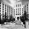 Cedars of Lebanon Hospital on Fountain Avenue in Hollywood / Los Feliz section of Los Angeles