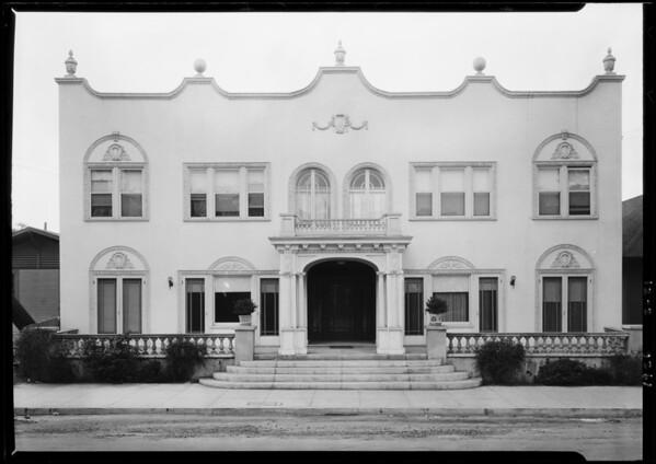 1532 Cambria Street, Los Angeles, CA, 1926