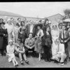 Fiesta Los Angeles groups, California Breakfast Club, Southern California, 1931