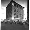 A view of the Taft Building, Los Angeles, 1939