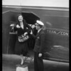 Arrival at Grand Central Airport, 1310 Air Way, Glendale, CA, 1931