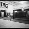 Smith Incubator booth, Southern California, 1930