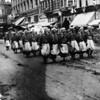 Shriners parade -- Hotel Saint Paul, Hanan Shoes