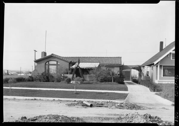 2503 West 76th Street, Los Angeles, CA, 1926