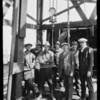 Dynamometer at Signal Hill, CA, 1926