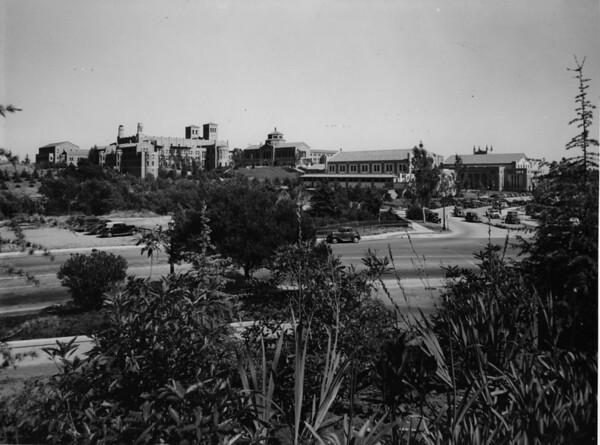 University of California at Los Angeles (UCLA) campus