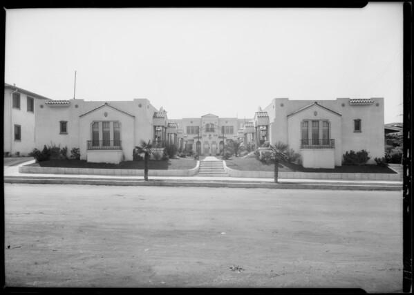 Clark Construction Co., Southern California, 1926