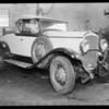 DeSoto automobile, Southern California, 1931