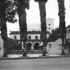 Pasadena Playhouse located on El Molino just south of Colorado Boulevard in Pasadena