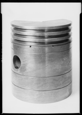 Johns piston parts, Southern California, 1926