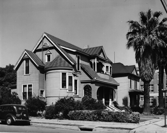 A residential home
