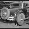 Hupmobile coupe, Hauser Packing Co., Southern California, 1931