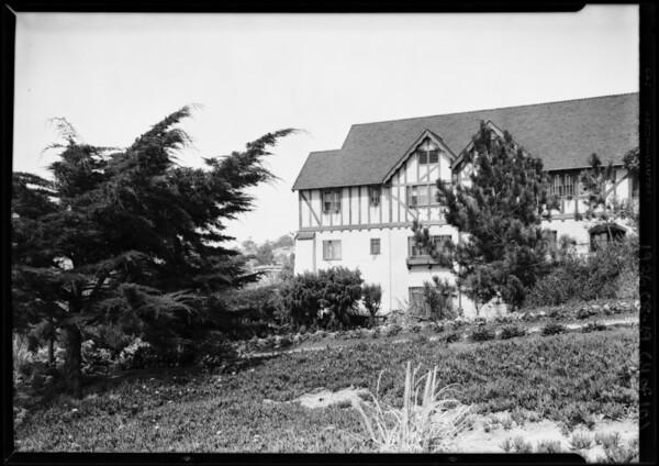 Del Mar hotel, Del Mar, CA, 1926