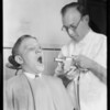 Dentist & Ace Hudkins, Southern California, 1927