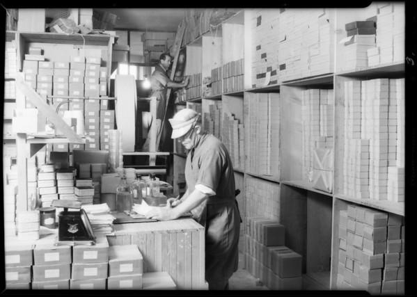 Doraldina Co., The May Company, Los Angeles, CA, 1931