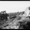 Scenics at Del Mar, CA, 1926