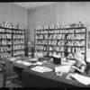 Interior and exterior of store, Lewis Roberts Incorporated, 314 East 12th Street, Los Angeles, CA, 1931