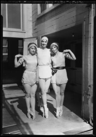Ace Hudkins, Southern California, 1927