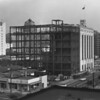 Building under construction, Republican headquarters, Texaco building, Broadway Building, garment center, Eastern Building