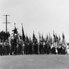 American Legion parade, Long Beach, rifle corps
