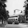 Barlow Sanitorium (now, Barlow Hospital) on Stadium Way in Elysian Park, Los Angeles