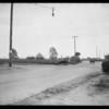 Wreck at Atlantic Avenue & East Artesia Boulevard, Long Beach, CA, 1926