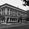 Building which is now known as the Student Union building on Trousdale Parkway and Childs Way within the University of Southern California (USC) campus