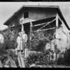 1230 North Evergreen, Southern California, 1927