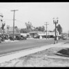 De Soto, R.W. William, owner, Intersection, Central & Los Feliz, Glendale, & Ford, Southern California, 1931