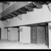 New front views of completed playhouse, Mission Play, Southern California, 1927