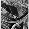 Harbor Freeway and Fifth Street interchange