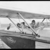 Mission Orange girls at Western Airport, Southern California, 1926
