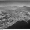 Aerial view of Indio, California