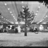 Booth at land show, Washington Furniture Co., Southern California, 1930