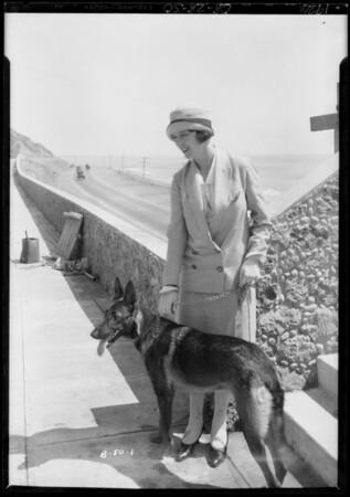 Castlemane, Southern California, 1926