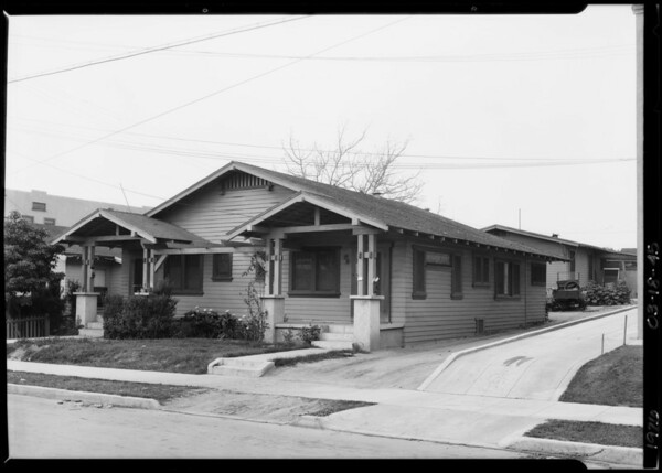 1163 North Mariposa Avenue, Los Angeles, CA, 1926