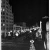 Hollywood Christmas lights