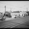 Warehouse on Santa Fe Avenue, Los Angeles, CA, 1930