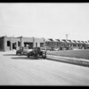 Progress of new factory, Southern California, 1929