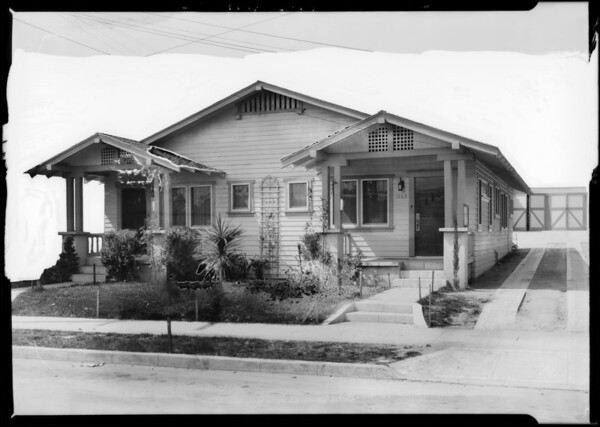 1161 North Mariposa Avenue, Los Angeles, CA, 1927