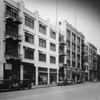 Los Angeles Street, west side north of Third Street, McBride Printing Company