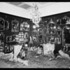 Mirror display for Mr. Harlowe, Broadway Department Store, Los Angeles, CA, 1926